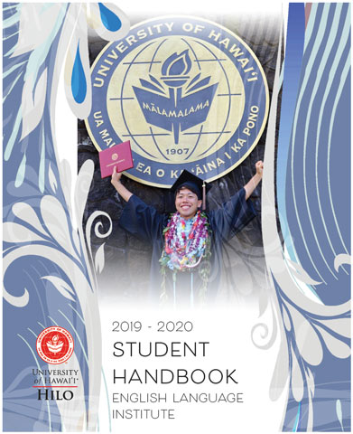 cover of the ELI student handbook