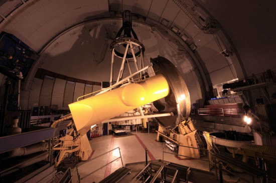 The inner workings of the Canada France Hawaiʻi Telescope