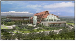 Rendering of College of Pharmacy