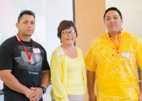 K. Rapoza, Institutional Support, HR, JAY ABILEY-DESA,Groundskeeper, Aux