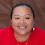 Farrah-Marie Gomes serves as chair of the Chancellor's Professional Development Committee.
