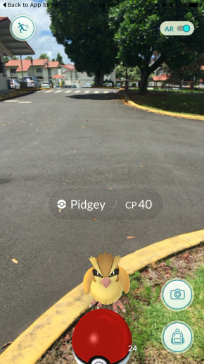 Pokemon at UH Hilo