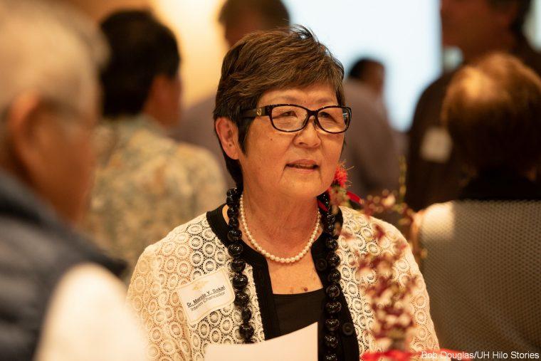 Marcia Sakai.