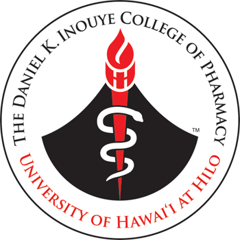 Daniel K. Inouye College of Pharmacy University of Hawaii and Hilo seal