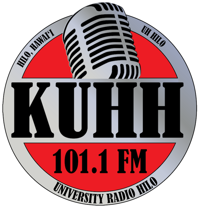 University Radio Hilo 2020 Logo