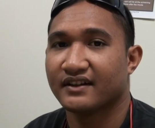 UH Hilo student from Yap plans to take his aquaculture skills learned here back to his homeland