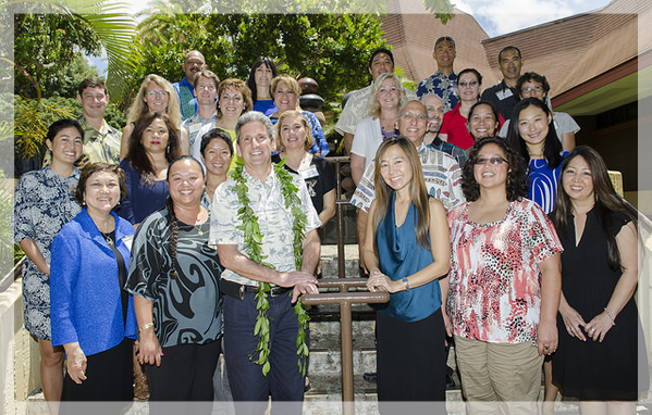 Three from UH Hilo are selected for President's Emerging Leadership Program