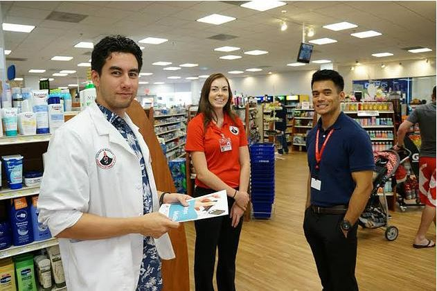 Volunteering is the best medicine for Hilo pharmacy student