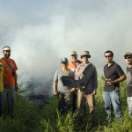 UH Hilo researchers provide aerial imagery of Puna lava flow to emergency responders