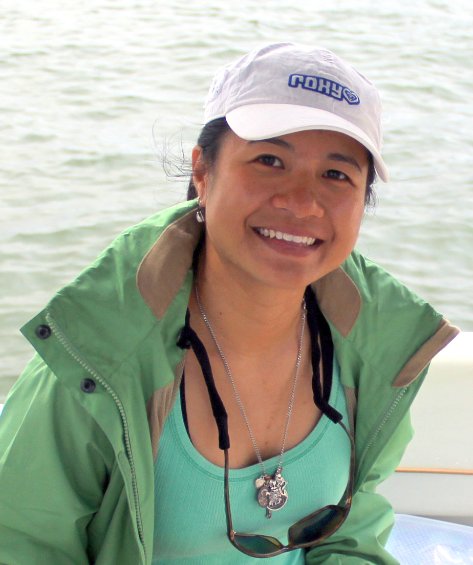 Alumna returns to UH Hilo to share her inspirational life story and research on marine mammals