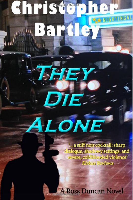 Cover: They Die Alone