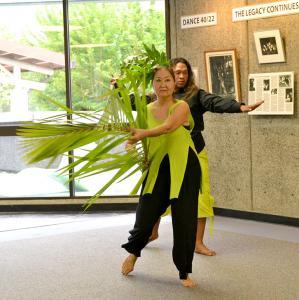 Art exhibit celebrates the dance programs at UH Hilo and Hawai'i Community College