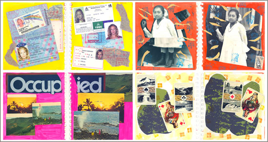 Postcards, Snapshots and Collected Lamentations Detail