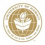 UH System seal in gold: UNIVERSITY OF HAWAII UA MAU KE EA O KA AINA I KA PONO. At center: MALAMALAMA with graphic of a book and flame.