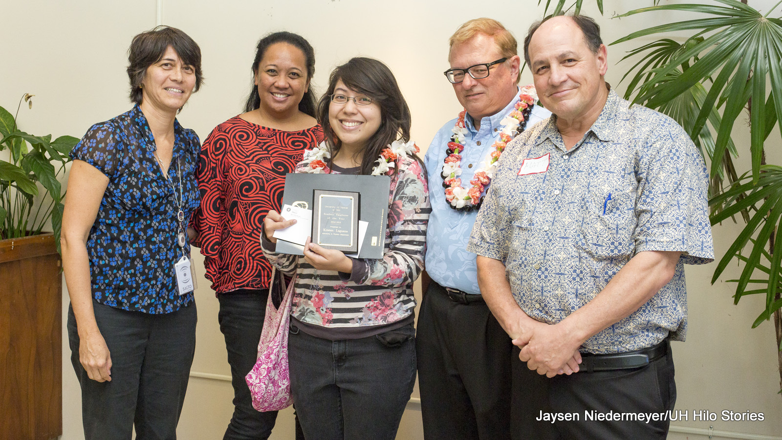 PHOTOS: UH Hilo 2015 Awards and Recognition