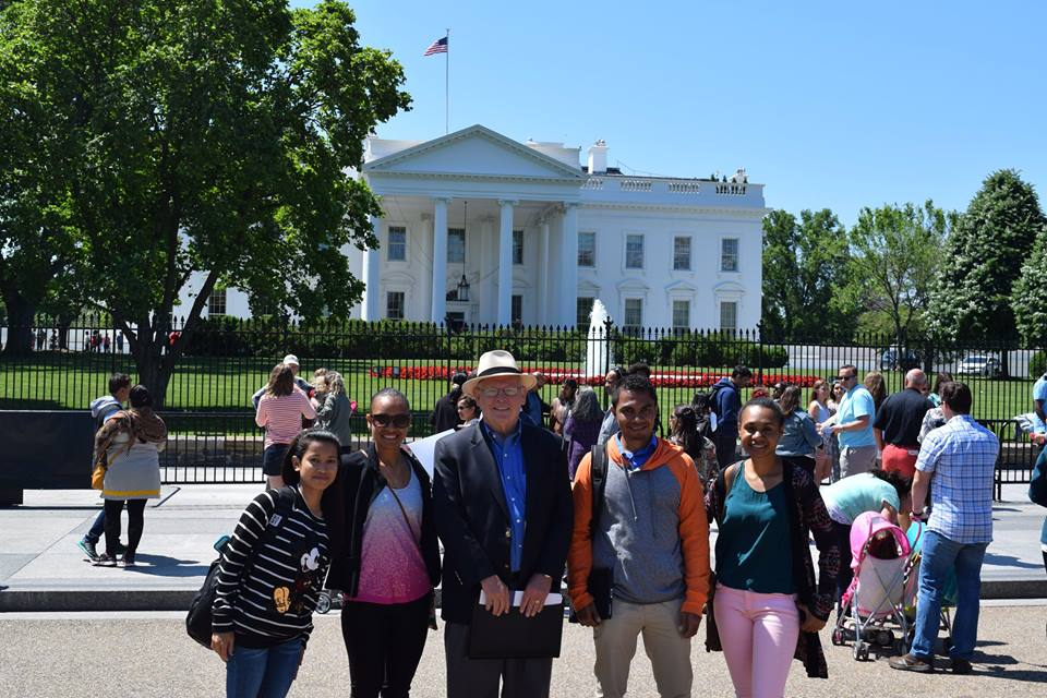 UH Hilo students from South Pacific and Timor-Leste gain experience through DC internships