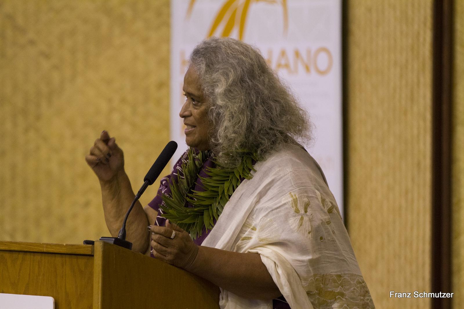Pualani Kanakaʻole Kanahele