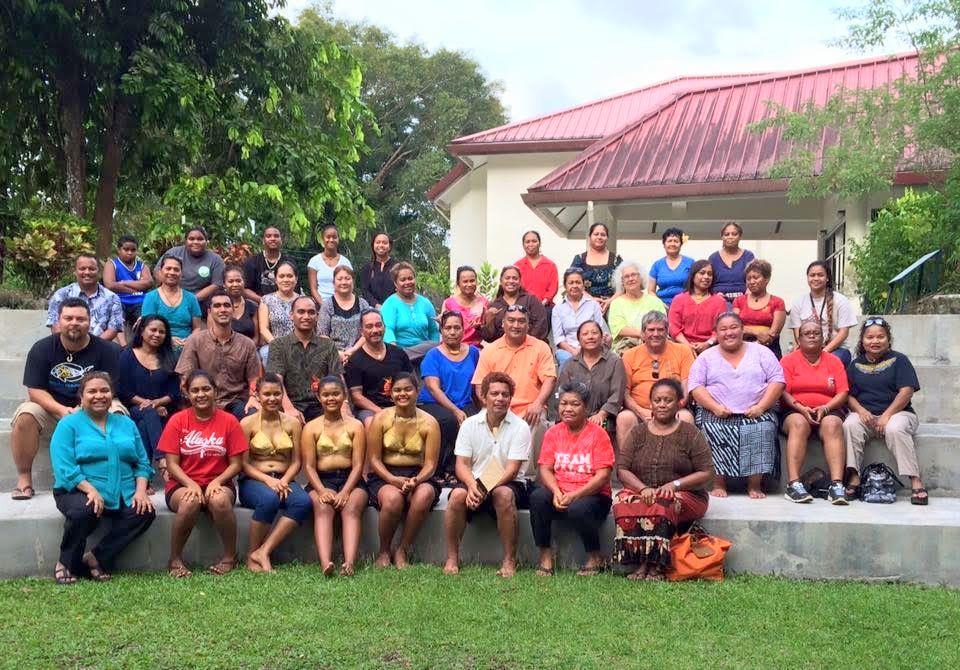 UH Hilo Belau ʻOhana Farewell Reception, August 21st at the Belau National Museum.