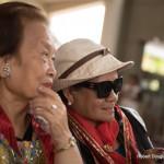 Two older women.