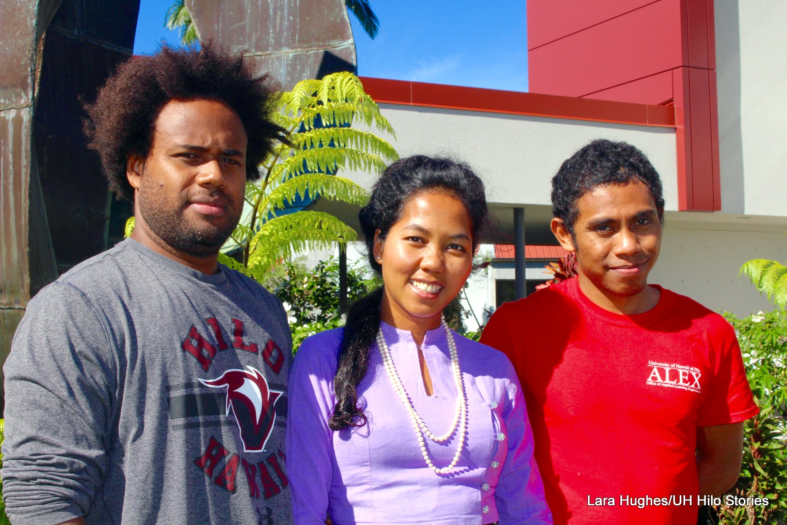 Students share their stories at UH Hilo International Film Festival