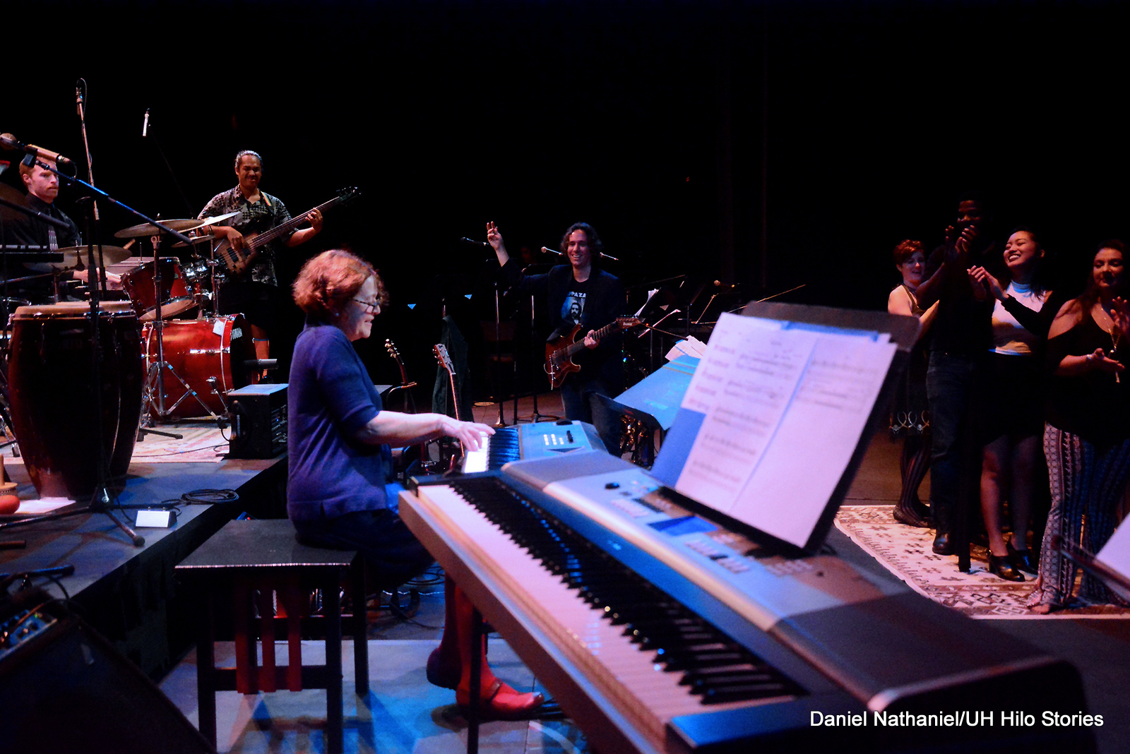 PHOTOS: UH Hilo Jazz Orchestra performs Frank Zappa Tribute Concert
