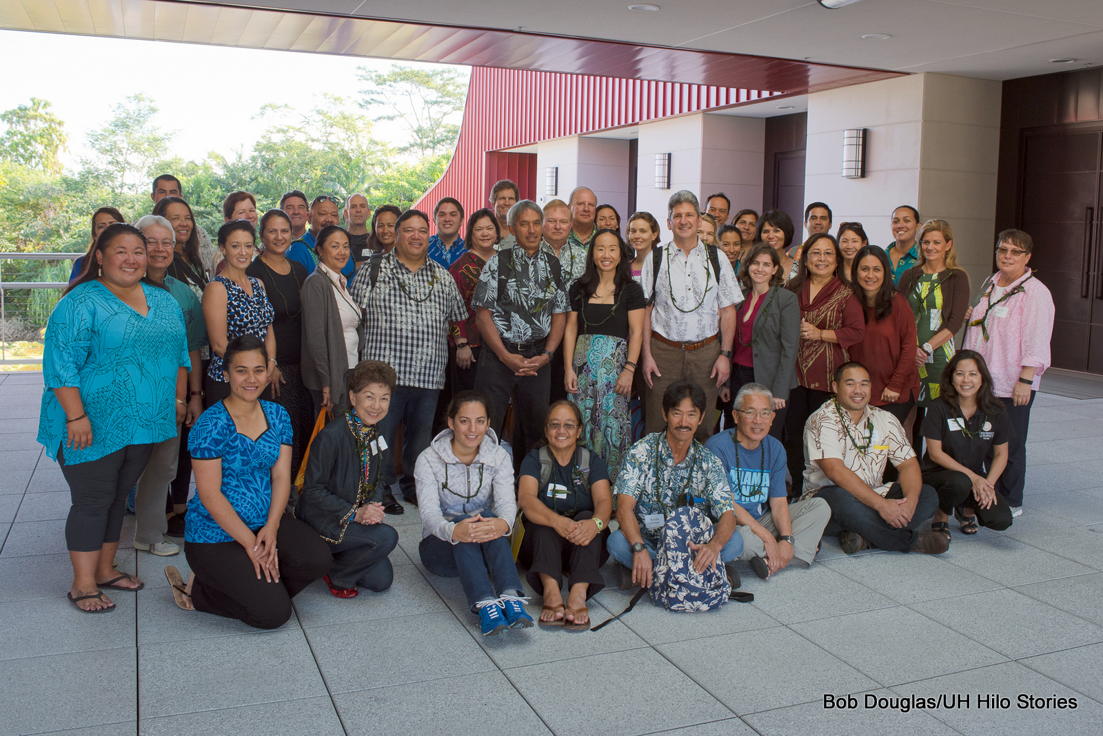 PHOTO ESSAY: Meeting held at UH Hilo to discuss integration of Mālama Honua Worldwide Voyage into UH curriculum