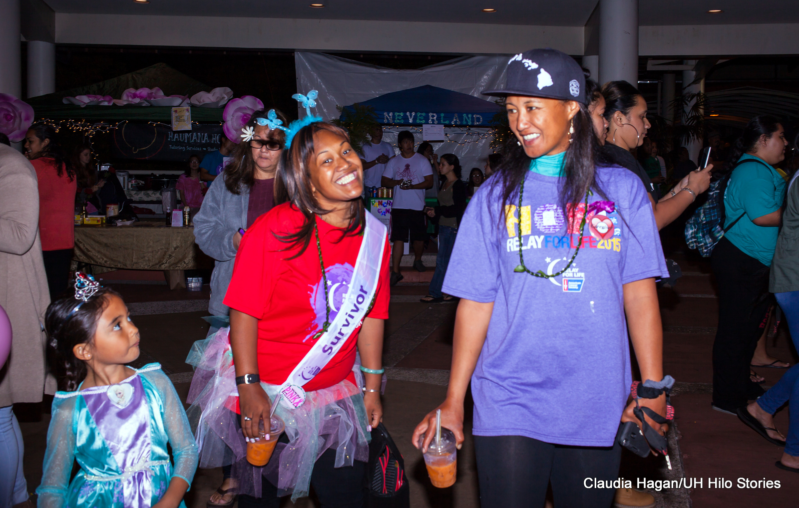 PHOTOS: 10th Annual Relay for Life, UH Hilo's only all-night event