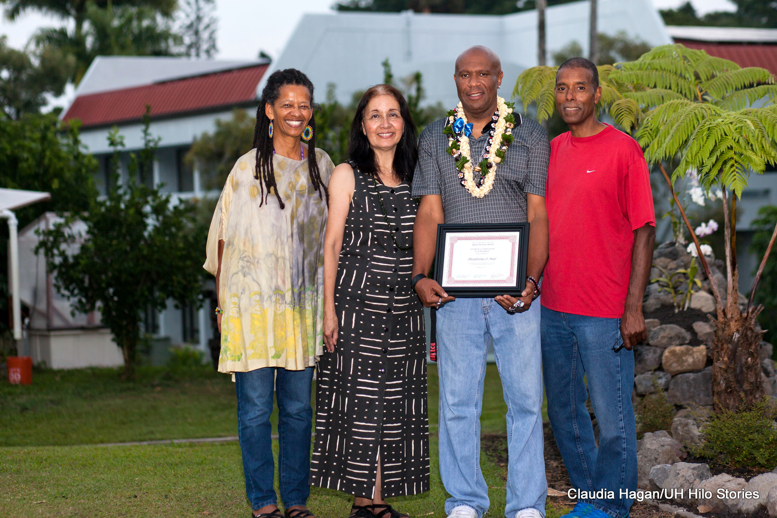 PHOTOS: Soul Food for Thought Café, final event for UH Hilo's Black History Month