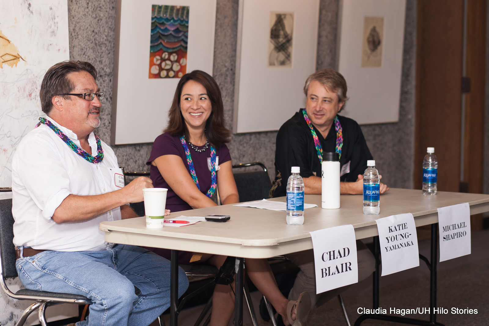 UH Hilo students gain insight at journalism symposium