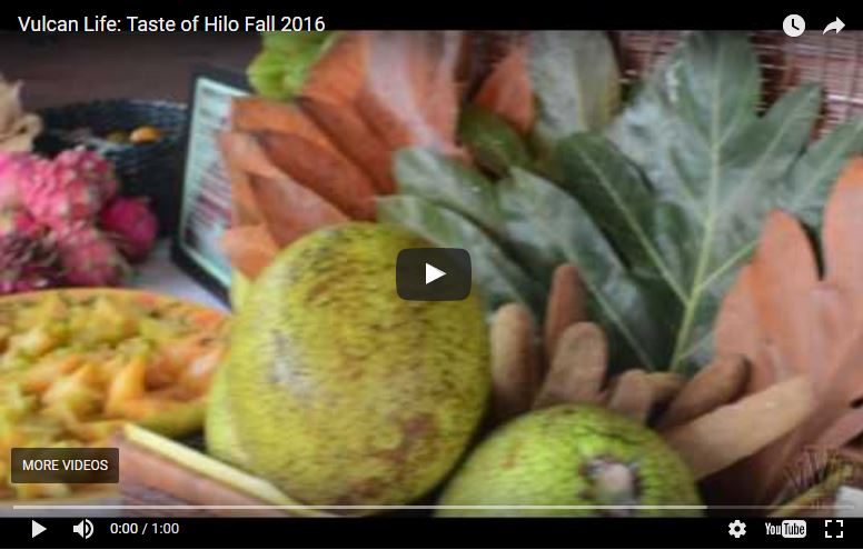 """VIDEO: UH Hilo welcomes six """"onolicious"""" food vendors this semester"""