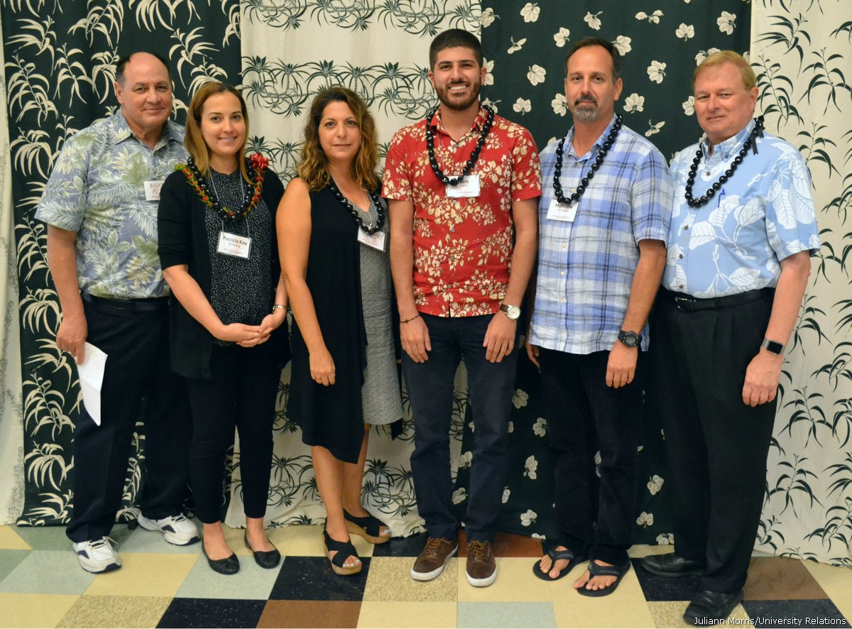 Fall 2016: UH Hilo welcomes 23 new faculty and staff to campus