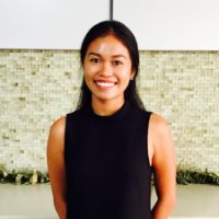 """UH Hilo business & communication student Christine Presiados: """"I was determined to get this internship"""""""