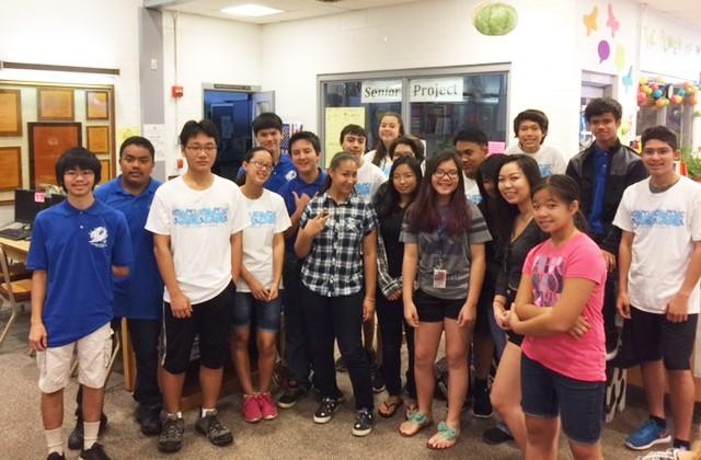 UH Hilo, Zonta Club of Hilo, and Waiakea High & Intermediate collaborate to inspire girls to pursue STEM