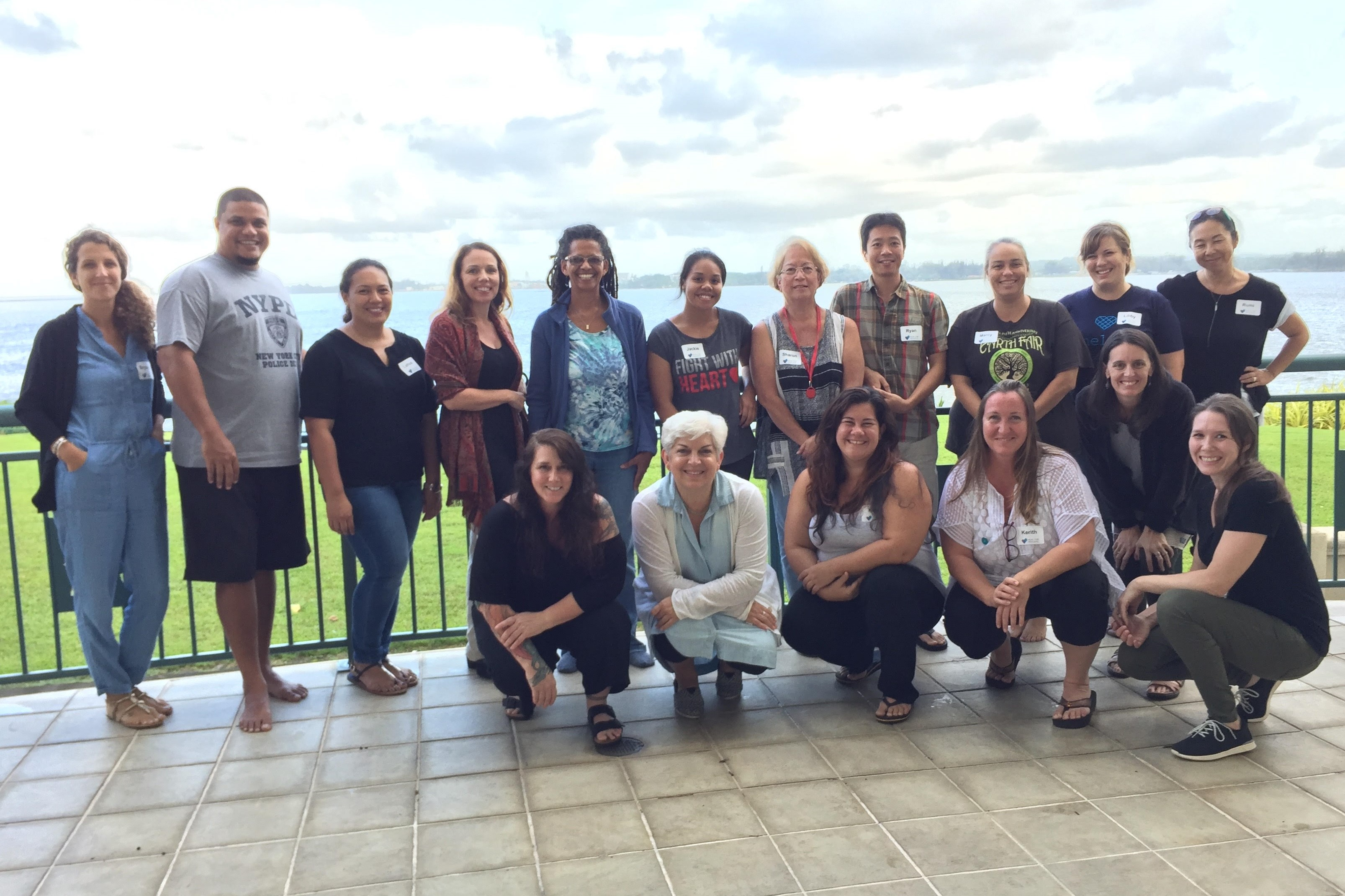 Heal the Healers: Support for UH Hilo staff who care for survivors of trauma