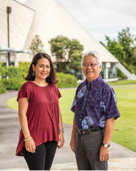 Homegrown talent: UH Hilo faculty and staff featured in UH alumni magazine