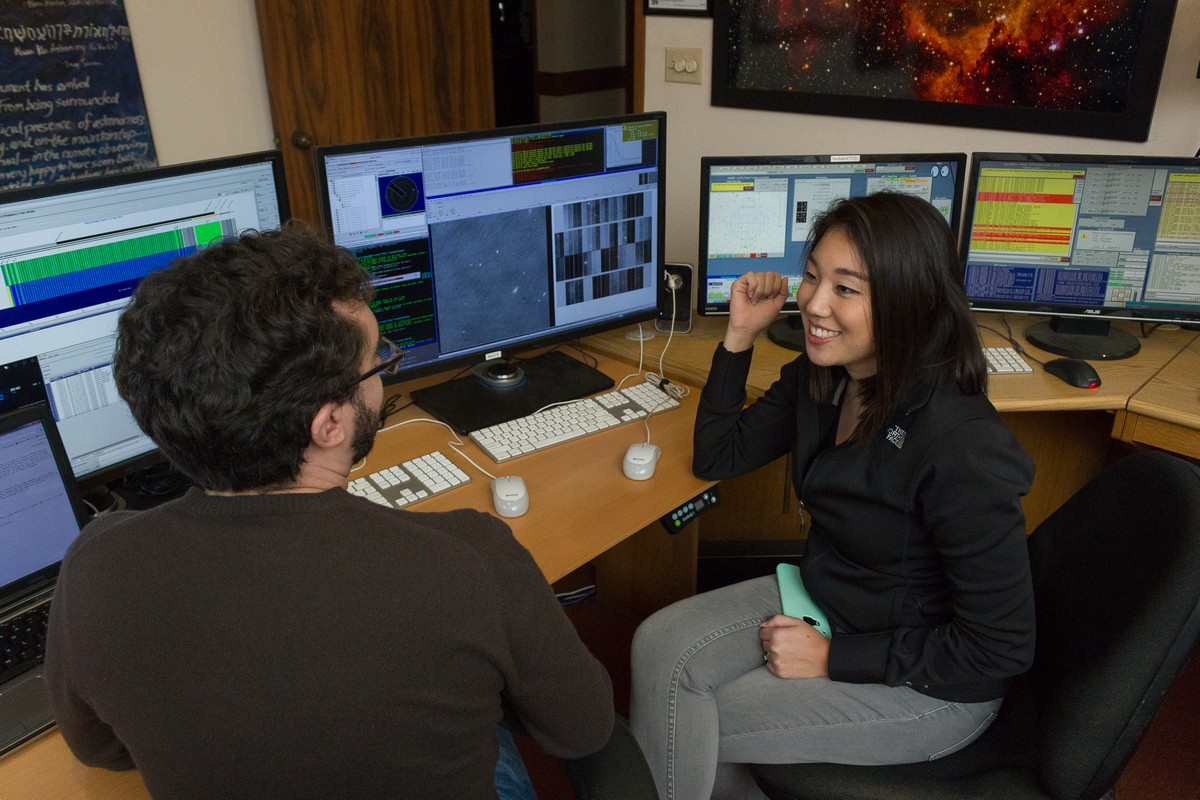 Maunakea Scholars program to provide more Hawai'i students with telescope time