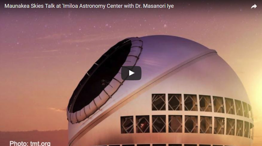 Japan representative of the Thirty Meter Telescope shares his thoughts on the challenges of TMT