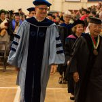 Faculty exiting