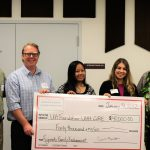 New Fujimoto Family Endowment benefits students in the UH Hilo College of Business and Economics