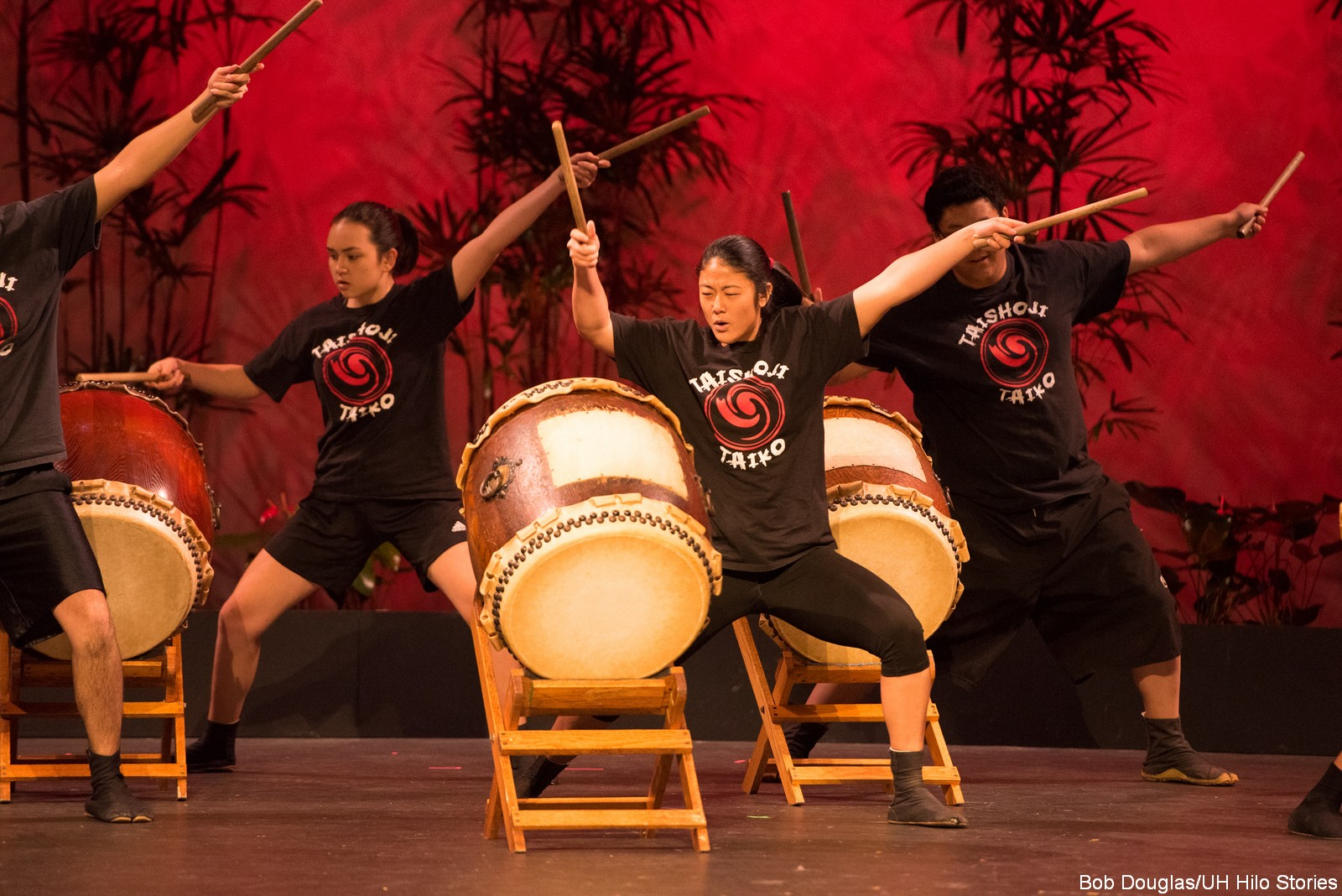 UH Hilo 2018 International Nights, Feb. 23-24