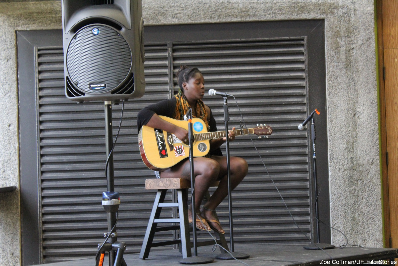 Black History Month at UH Hilo: Soul Food for Thought Café, from poetry to music to hula