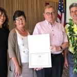 UH Hilo nominees for governor's awards honored