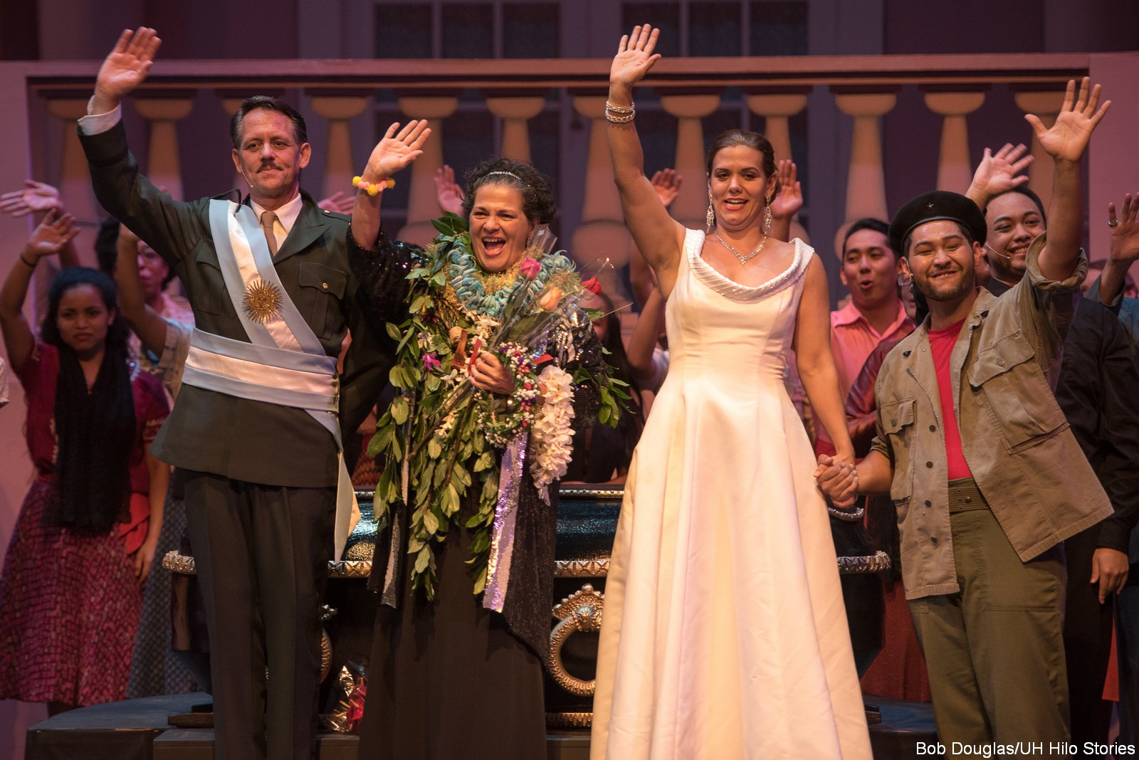 PHOTOS: Final performance of Evita