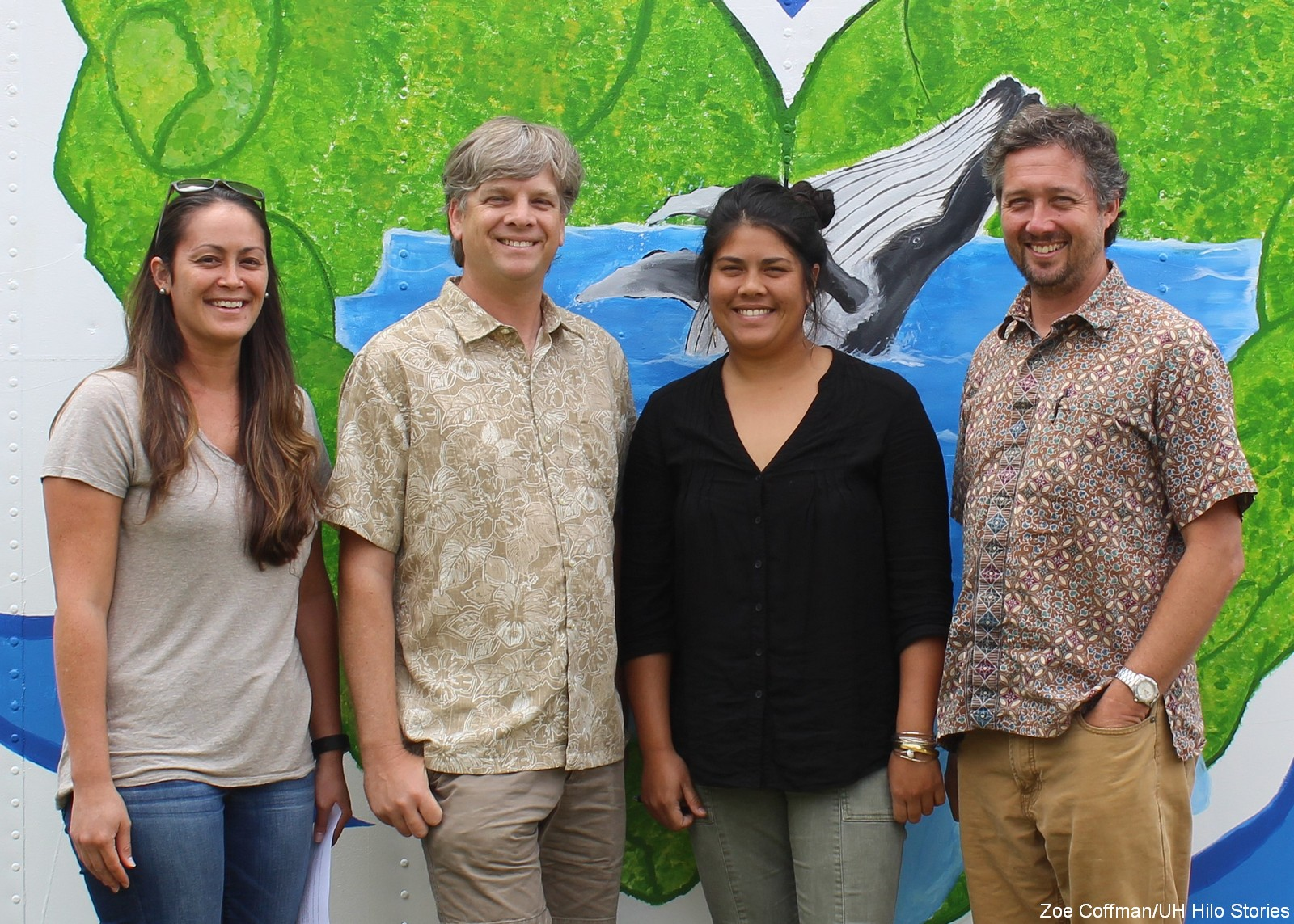 Loko Iʻa Collaborative Research