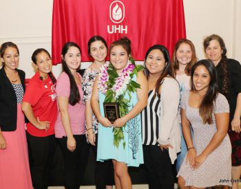 PHOTOS: UH Hilo 2017 Awards and Recognition Celebration