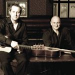 PERFORMANCE: Award-winning British guitarists Mark Eden and Christopher Stell, May 9