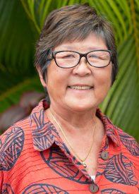 Marcia Sakai portrait