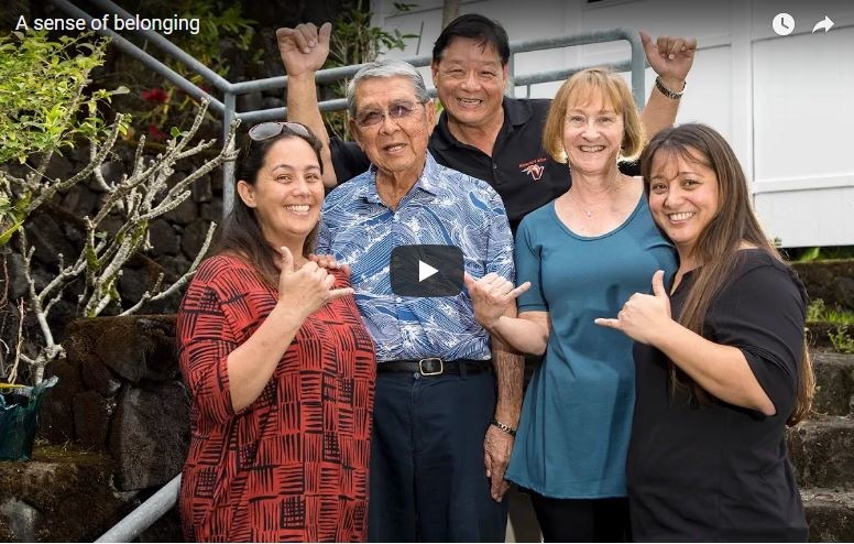 VIDEO: Three generations of the Segawa family talk story about the importance of UH and UH Hilo in their lives