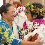 Greeting Marcia Sakai