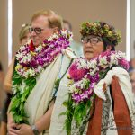 PHOTOS: Kīpaepae held for former and interim chancellors at UH Hilo